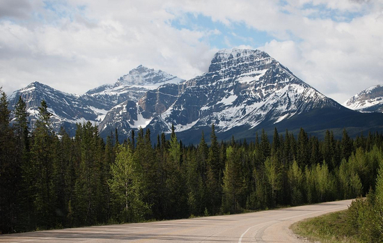 Scenes like this from the Icefields Parkway - not yours to behold when you're trying to beat the crying clock of your bambino. Photo credit: Walter Lam/Flickr/CC