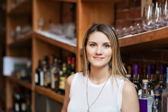 Salvio Volpe bartender Katie Ingram is determined to bottle summer.