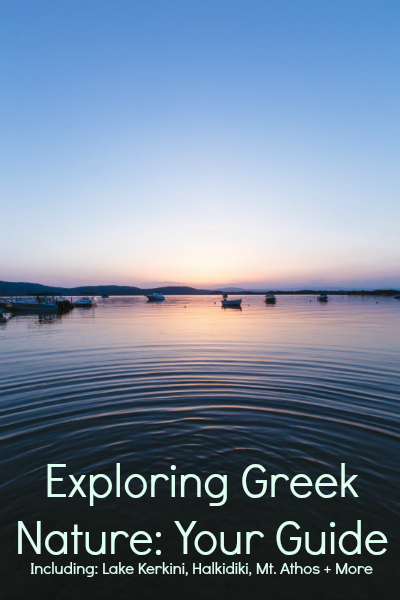 Your Greece Nature Guide